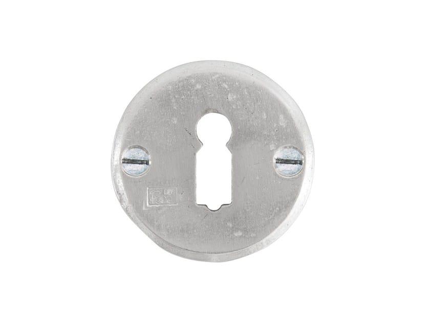 Round keyhole escutcheon PURE 15079 by Dauby
