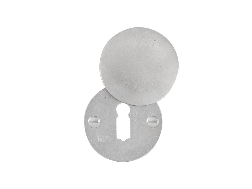 Round keyhole escutcheon PURE 15083 by Dauby