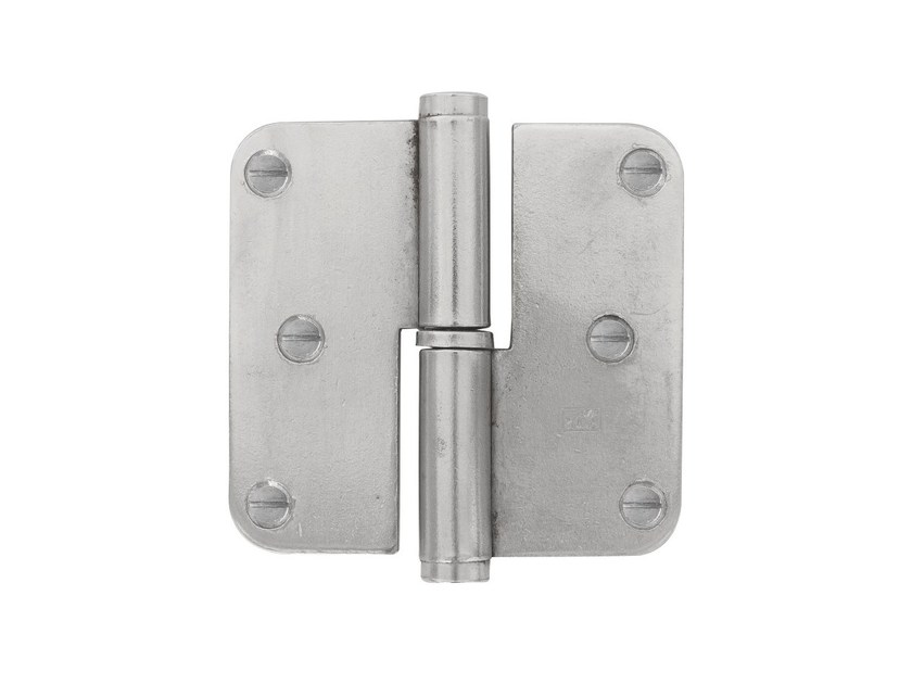 Metal door hinge PURE 15703 by Dauby