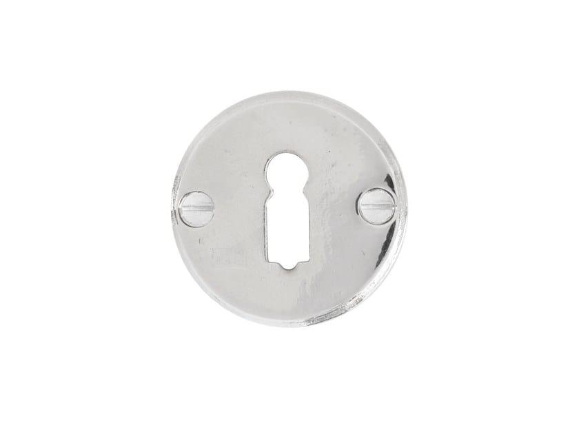 Round keyhole escutcheon PURE 7236 by Dauby