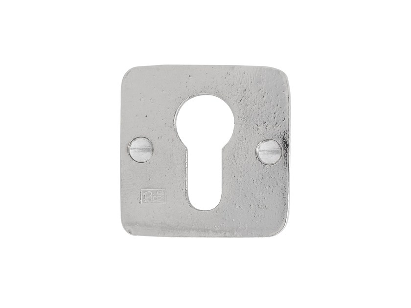 Square keyhole escutcheon PURE 7684 by Dauby