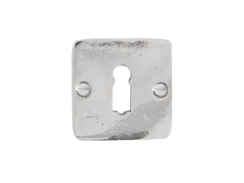 Square keyhole escutcheon PURE 7740 by Dauby