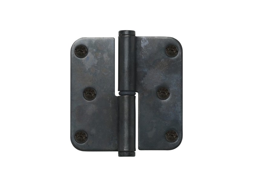 Metal door hinge PURE 9224 by Dauby