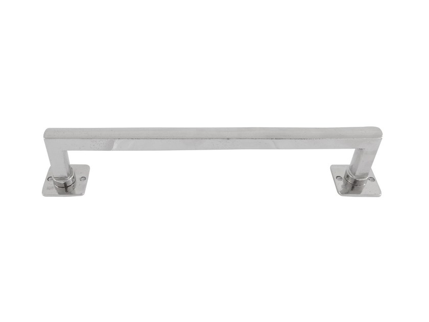 Contemporary style metal pull handle PURE 9931 by Dauby