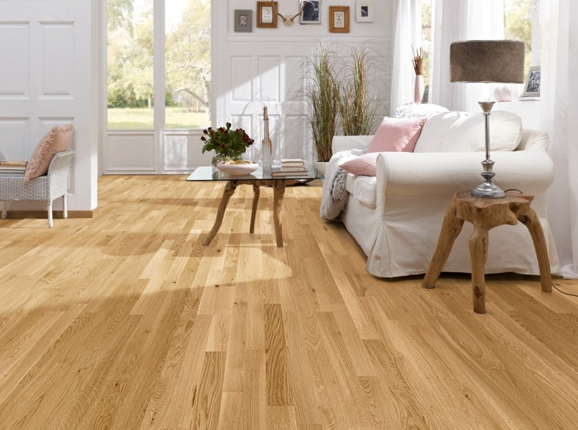 Wooden parquet PURE - TARKETT