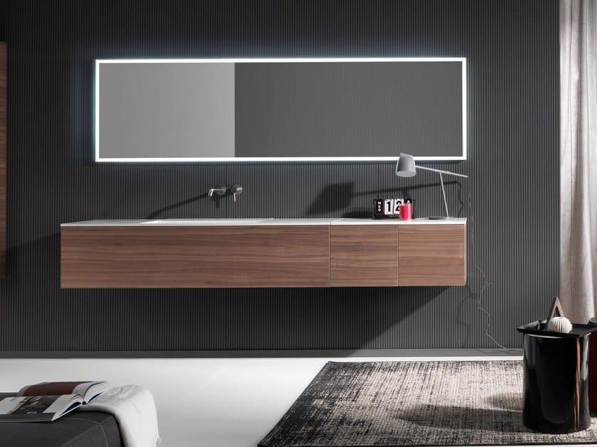 Мебель для умывальника PURE | Мебель для умывальника by FALPER