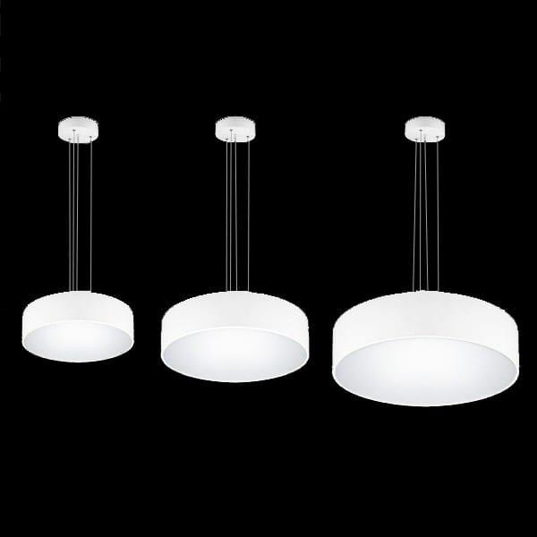 Steel pendant lamp PUSH   Pendant lamp - ONOK Lighting