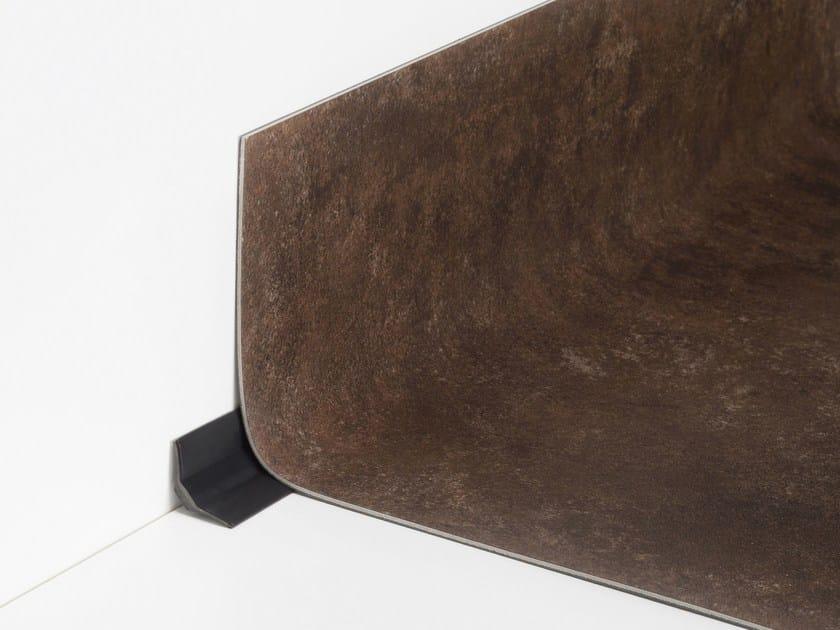 Flooring profile PVC LINE 170-169-171 by PROFILPAS