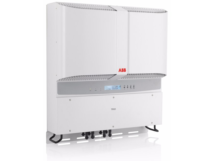Three-phase Inverter for photovoltaic system PVI-12.5-TL-OUTD by ABB