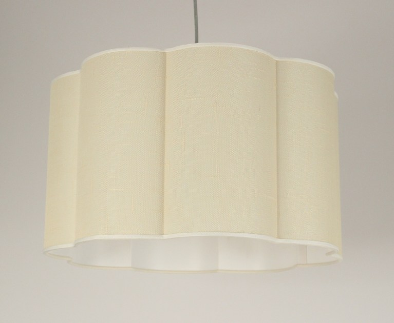 Fabric lampshade Fabric lampshade - Ipsilon PARALUMI