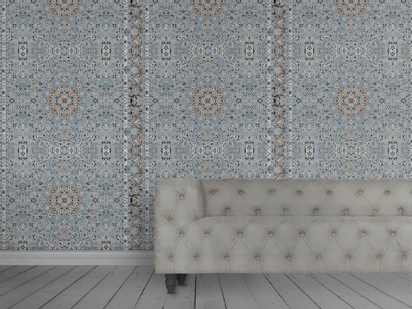 Wallpaper PERSIAN WALLPAPER BLUE - Mineheart