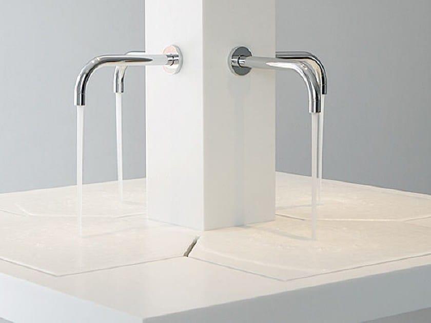 Washbasin countertop / Public washbasin Public washbasin - baqua