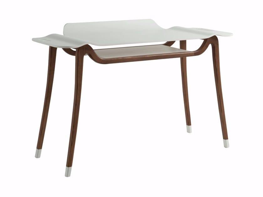 Corian® writing desk POPPY by ROCHE BOBOIS