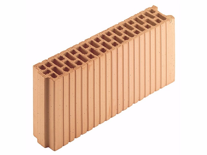 Clay building block Porotherm BIO 12-50/19 by Wienerberger
