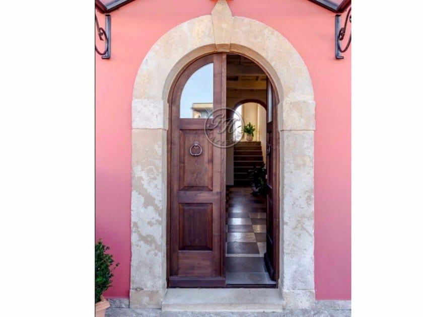 Prefabricated façade element Prefabricated façade element 1 - Garden House Lazzerini