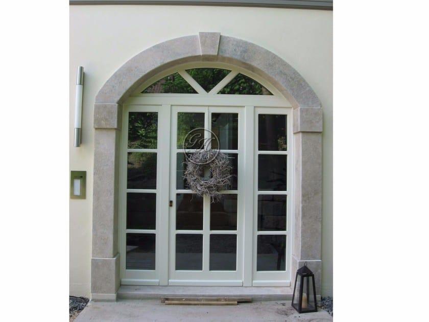Prefabricated façade element Prefabricated façade element 3 - Garden House Lazzerini