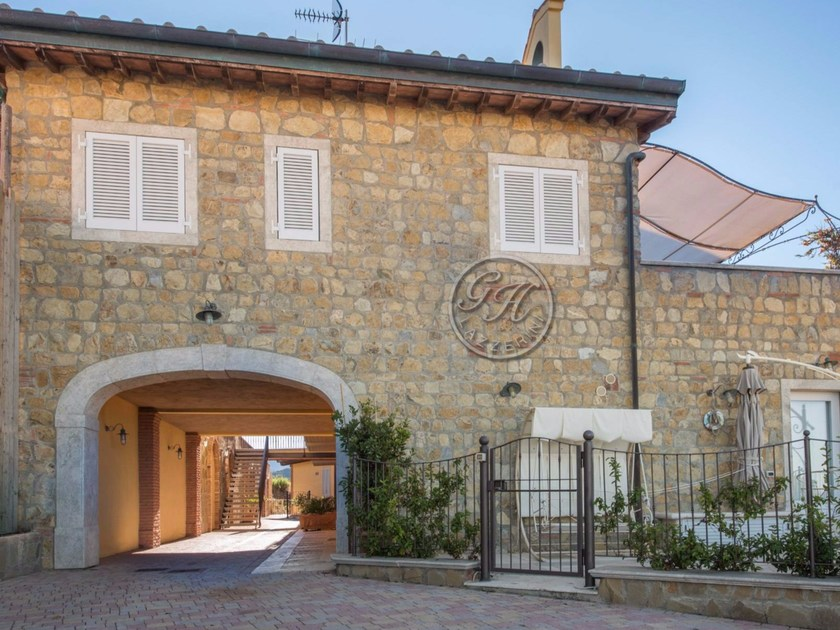 Prefabricated façade element Prefabricated façade element 8 - Garden House Lazzerini