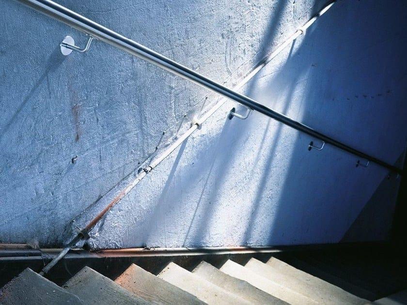 Metal handrail Q-LINE ® | Handrail - Q-RAILING ITALIA