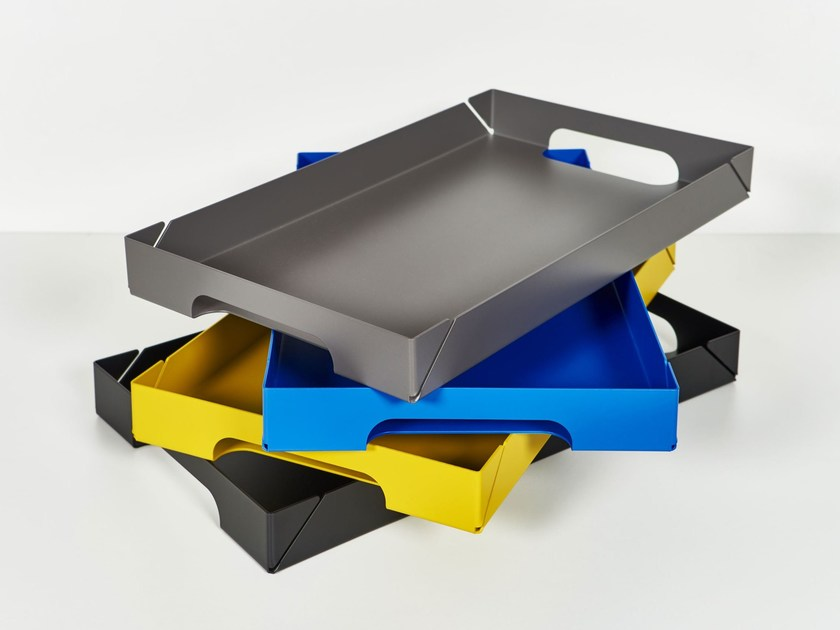 Tray / stationery organizer Q1 | Tray by Jonas Hansen Furniture