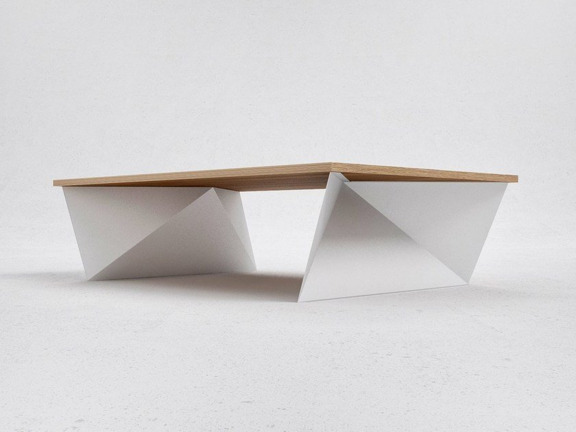 Rectangular coffee table Q4 - ODESD2