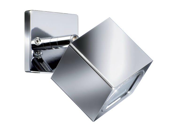 LED adjustable wall light QB SWIVEL 2W by Quicklighting