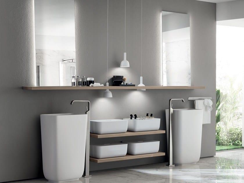 Arredo bagno completo qi scavolini bathrooms for Arredo bagno scavolini