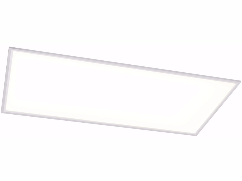 Aluminium wall lamp / ceiling lamp QUAD X 30x60 36W - Quicklighting