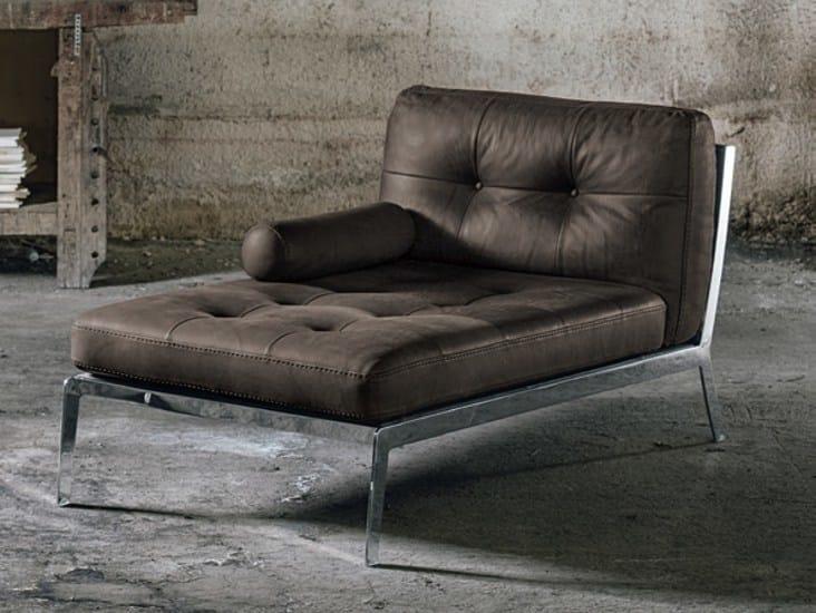 Tufted day bed QUADRIFOGLIO - Max Divani