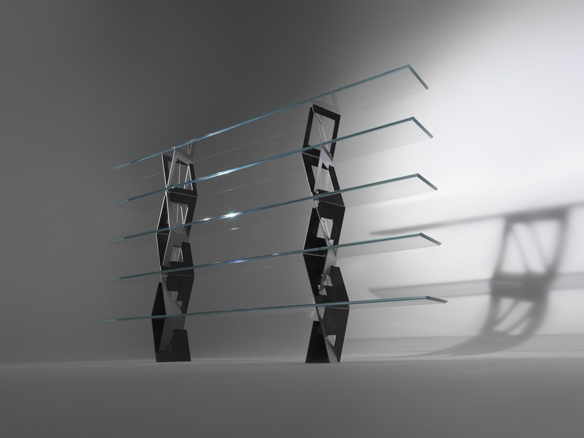 Open bookcase QUADROR™ 04 - HORM.IT