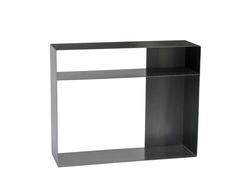 Steel TV cabinet / hallway unit QUATTRO | Hallway unit - VIDAME CREATION