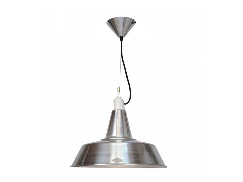Direct light aluminium pendant lamp with dimmer QUAY - Original BTC