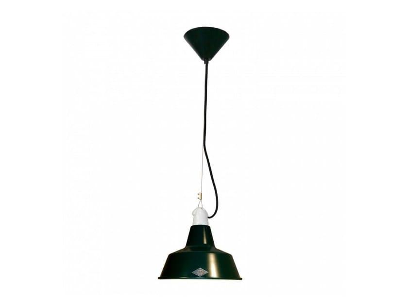 Direct light aluminium pendant lamp with dimmer QUAY SMALL - Original BTC