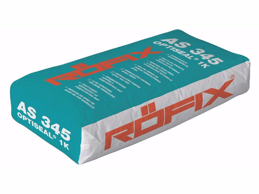 Cement-based waterproofing product RÖFIX AS 345 Optiseal® CM 01 P - RÖFIX