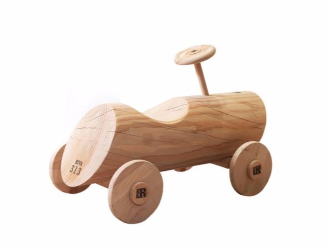 Wooden vehicle for children R 313 - Riva 1920