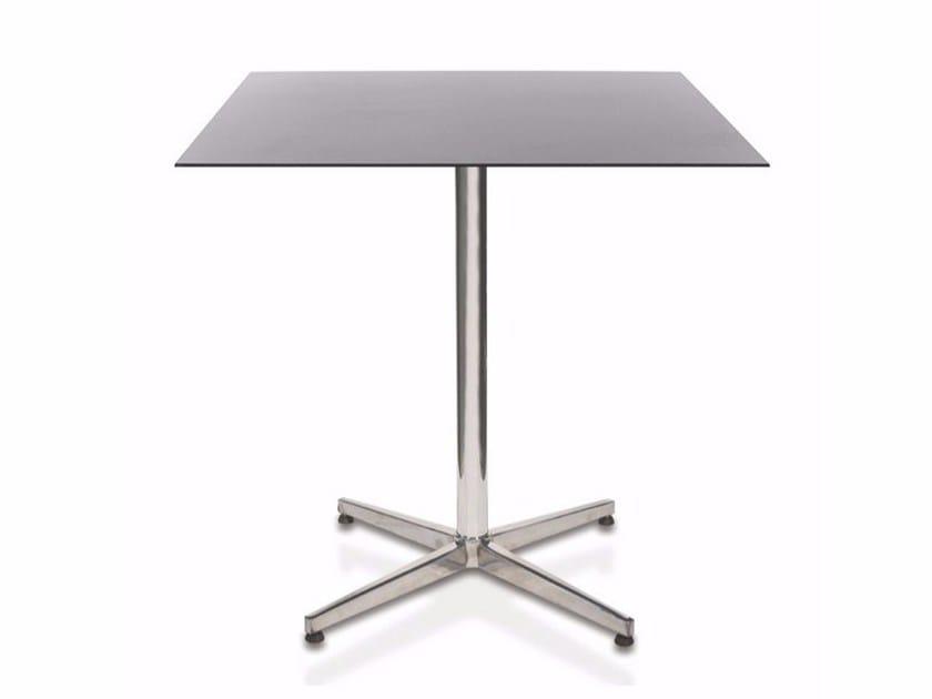 Aluminium contract table RACES | Table - Vela Arredamenti