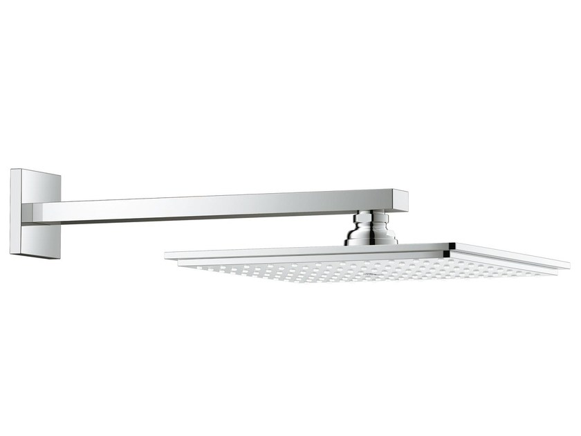 Wall-mounted overhead shower with arm RAINSHOWER® ALLURE | Overhead shower with arm by Grohe