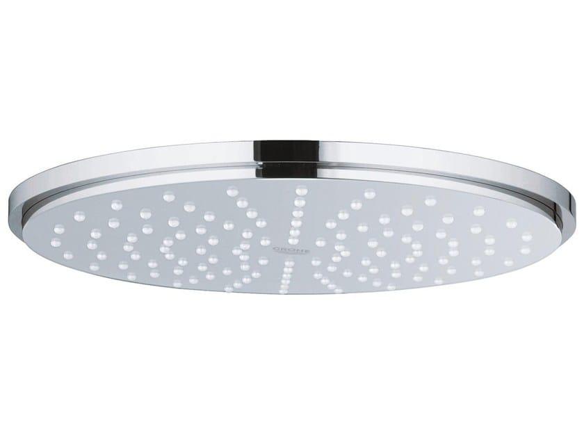 Adjustable rain shower RAINSHOWER® COSMOPOLITAN | Extra flat overhead shower by Grohe
