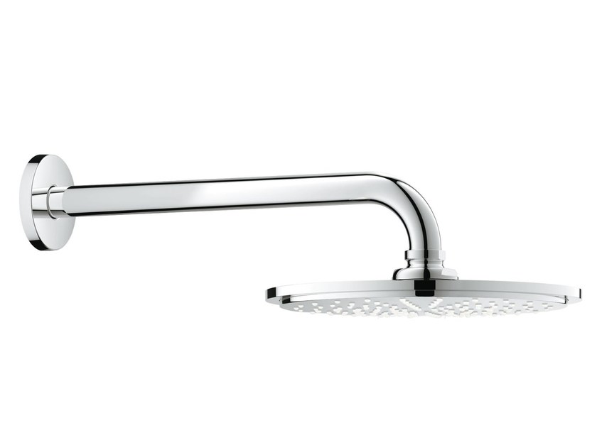 Wall-mounted overhead shower with arm RAINSHOWER® COSMOPOLITAN | Overhead shower with arm by Grohe