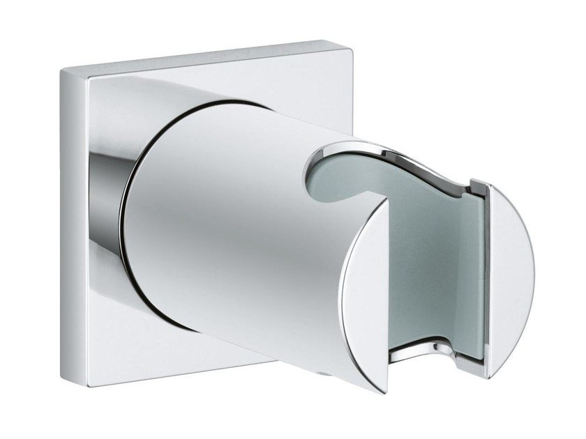 Handshower holder RAINSHOWER® | Metal handshower holder by Grohe