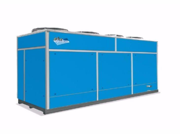 Heat pump / AIr refrigeration unit RAK.E - RAK.E/PC - Fintek