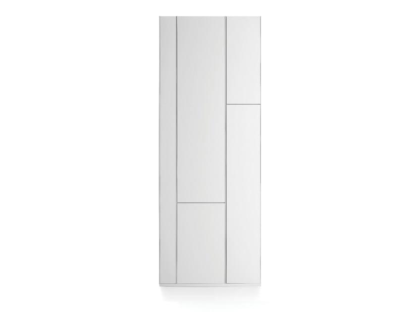 Lacquered modular MDF storage wall RANDOM CABINET - MDF Italia