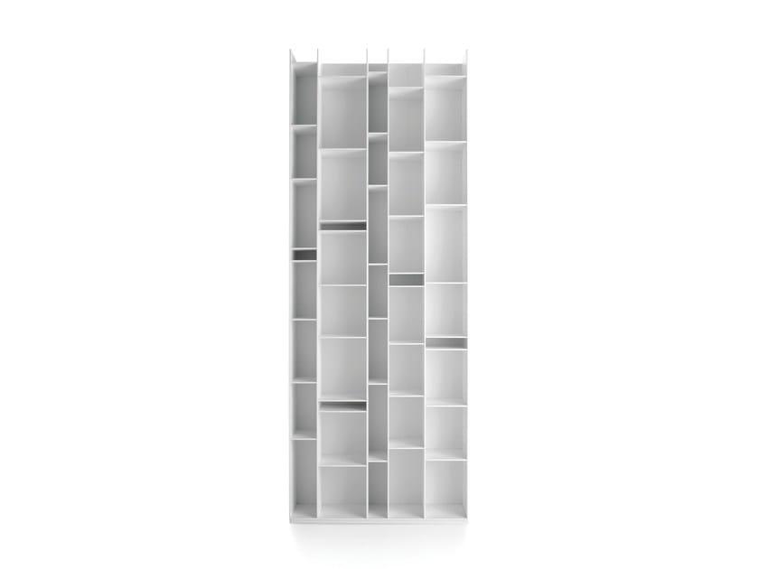 Libreria in MDF RANDOM - MDF Italia