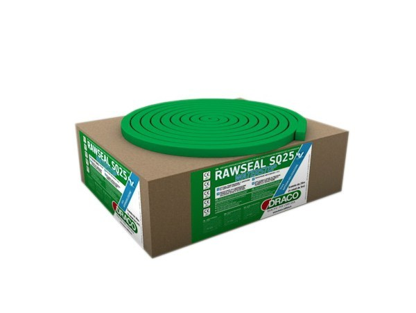 Hydro-expansive and resin waterstop RAWSEAL SQ25 WATERSTOP - DRACO ITALIANA
