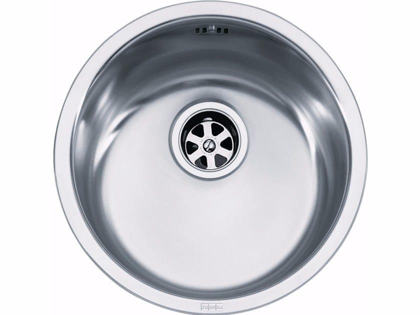 Lavello a una vasca da incasso in acciaio inox RAX 610-38 - FRANKE