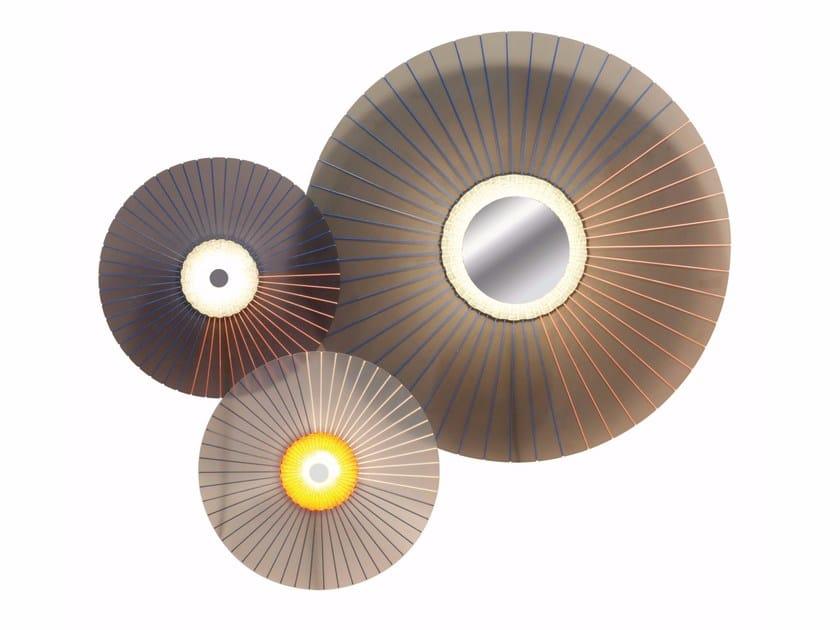 LED wall light RAYS | Wall light by ROCHE BOBOIS