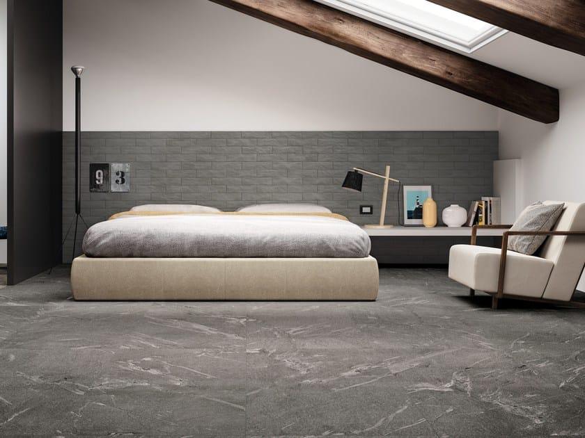 Pavimento/rivestimento in gres porcellanato per interni ed esterni REALSTONE CARDOSO - Ragno