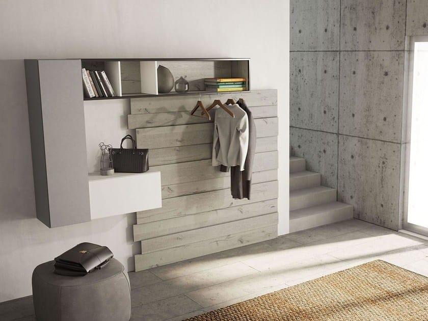 Wall-mounted hallway unit REBEL R_11 - Fimar