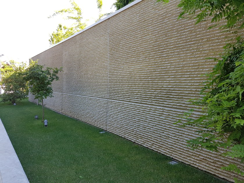 Matrix for fair faced concrete wall RECKLI® | Matrix for fair faced concrete wall - COPLAN