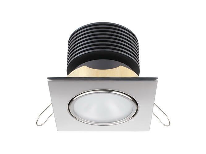 LED adjustable ceiling spotlight REGINA 9W by Quicklighting