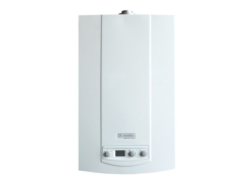 Electric wall-mounted boiler REMEHA PENTA PRO by REVIS